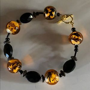 Jewelry - Bracelet - Glass beads NWOT
